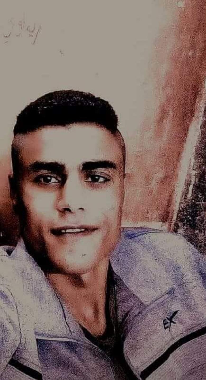 استشهاد الشاب محمد الريماوي بعد تعرضه للضرب أثناء اعتقاله
