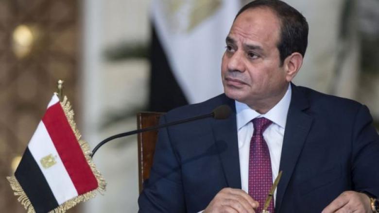 هكذا سخر مصريون من كواليس لقاء السيسي مع CBSِ