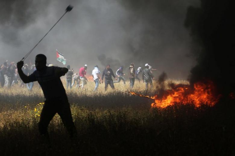 حماس: مسيرة العودة ماضية بمختلف وسائلها وأدواتها