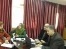 لجنة الطوارئ بمديرية الوسطى تنجز خطتها السنوية