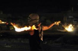 الاحتلال يعتقل شابين بزعم إلقائهما زجاجات حارقة بالخليل