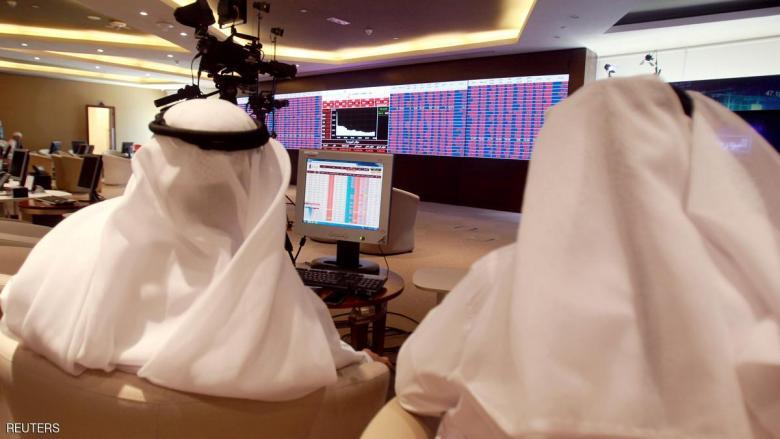 هبوط معظم بورصات الخليج والسعودية تصعد