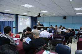 """""""الخدمة العامة """" بغزة تعقد اللقاء العملي الثاني"""