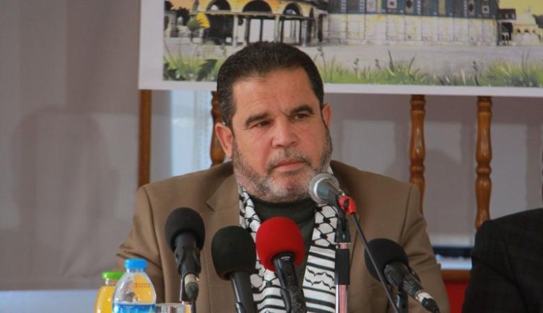 البردويل: اتفاق المصالحة ينطبق على الضفة كما قطاع غزة
