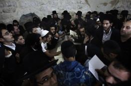 """قوات الاحتلال تقتحم محيط """"قبر يوسف"""" شرق نابلس"""