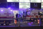 قتلى وجرحى بتفجيرين بمطار إسطنبول