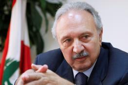 محمد الصفدي يسحب اسمه كمرشح لرئاسة الحكومة اللبنانية