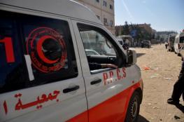 وفاة طفل دهسته شاحنة بغزة