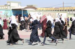 مدرسة حمد بن خليفة الثانوية تنفذ مناورة للإخلاء الآمن