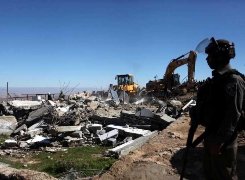 الخارجية تطالب الجنائية الدولية بتحمل مسؤولياتها تجاه مجزرة الهدم في صور باهر