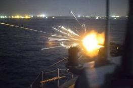زوارق الاحتلال تفتح نيران رشاشاتها تجاه قوارب الصيادين شمال القطاع