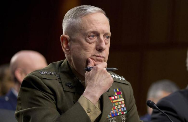 """وزير الدفاع الأمريكي يصل """"إسرائيل"""""""