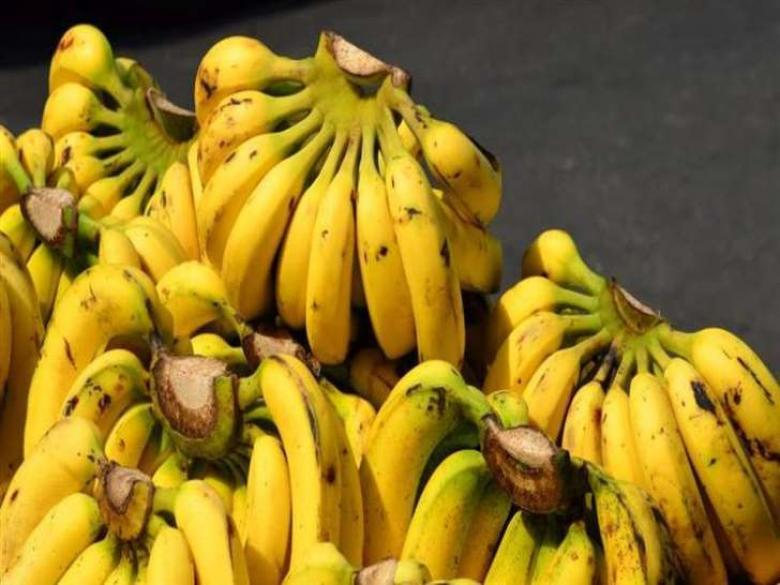 كثرة الموز تحميك من السكتات الدماغيك والنوبات القلبية