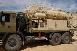 الاحتلال يتعاقد لشراء ٢٠٠ شاحنة عسكرية ذاتية الحركة