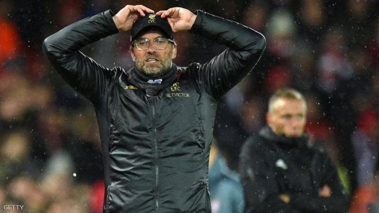 """مدرب ليفربول يصرخ غاضبا """"لماذا ألعب اليوم""""؟"""