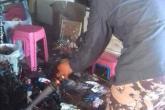 الدفاع المدني ينقذ 3 حالات اختناق إثر حريق منزل بالخليل