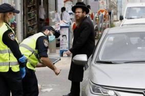 """صحيفة عبرية: 75 ألف شخص من سكان """"بني براك"""" مصابون بكورونا"""