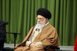 خامنئي: يتم تجاهل القضية الفلسطينية بمؤامرة الصمت