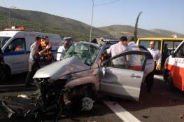 مصرع شخص وإصابة 206 في 247 حادث سير الأسبوع الماضي