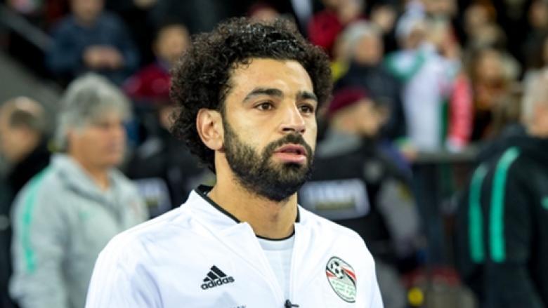 المصري صلاح سيشارك في مباراة روسيا