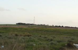 الحدود الشرقية لمنطقة جحر الديك وسط القطاع