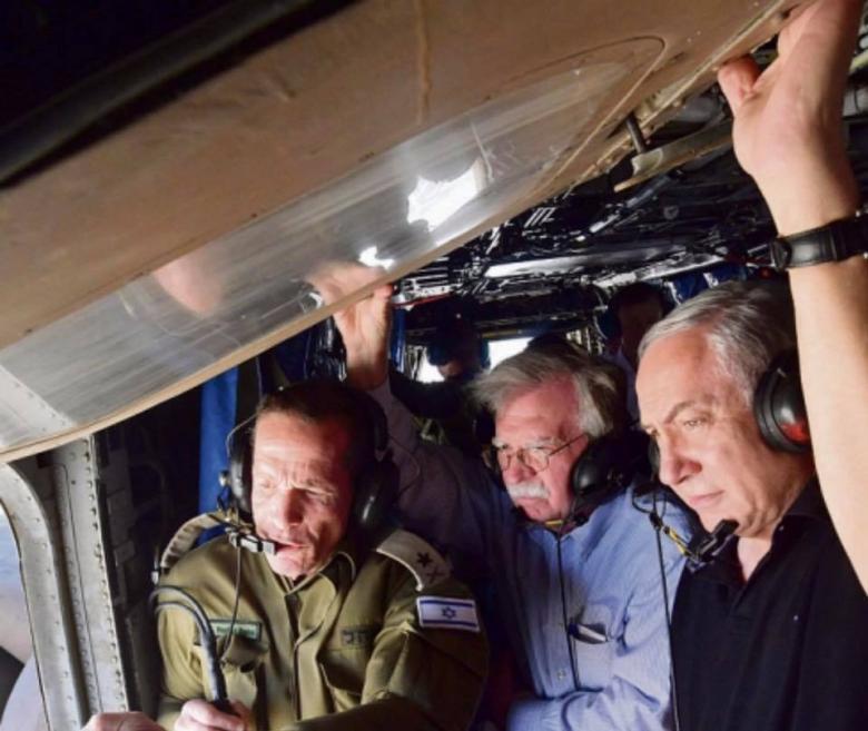 """نتنياهو يُعقب على رفض الفلسطينيين """"صفقة القرن"""""""