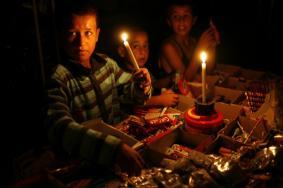 """ثابت: تعطل خط """"8"""" المغذي لمحافظة خان يونس بالكهرباء"""