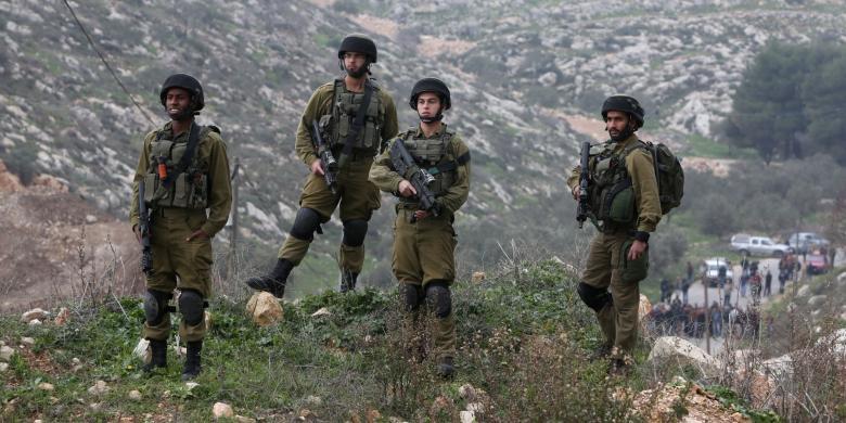الاحتلال يخطر بالاستيلاء على أراضٍ جديدة جنوب نابلس