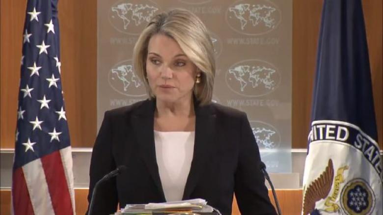 واشنطن: حل الدولتين يحتاج جلوس الطرفين والتفاوض