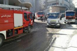 وفاة 3 مواطنين وإصابة 58 شخص في 154 حادث إطفاء وإنقاذ
