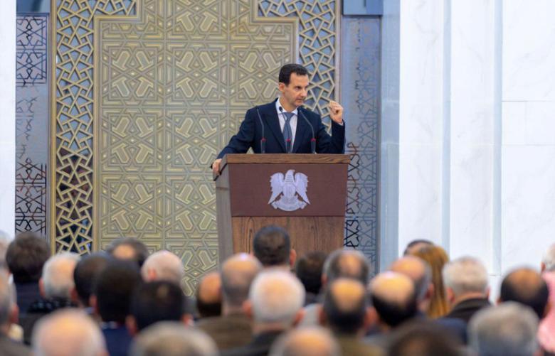 الأسد يفرض عقوبات قاسية على من يتعامل بغير الليرة المنهارة