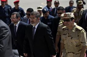 """صحيفة عبرية: التوتر بين مصر و""""إسرائيل"""" بلغ ذروته بعهد مرسي"""