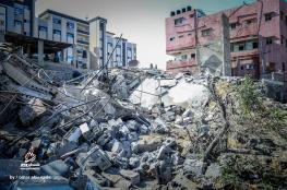 """كاميرا """"فلسطين الآن"""" ترصد آثار القصف و قسوة العدوان على غزة"""