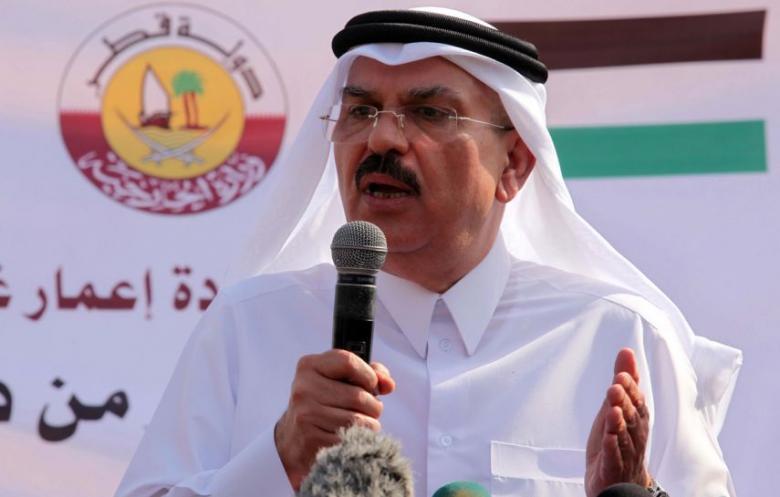 العمادي يصل غزة اليوم لتوقيع مشاريع جديدة