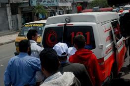 مصرع طفلة دهسا جنوب قطاع غزة