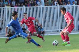 مباراتين في كأس غزة اليوم