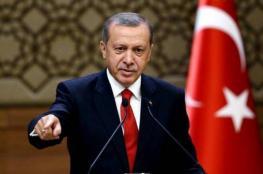 أردوغان: نرفض فرض أمر واقع جديد بالقدس