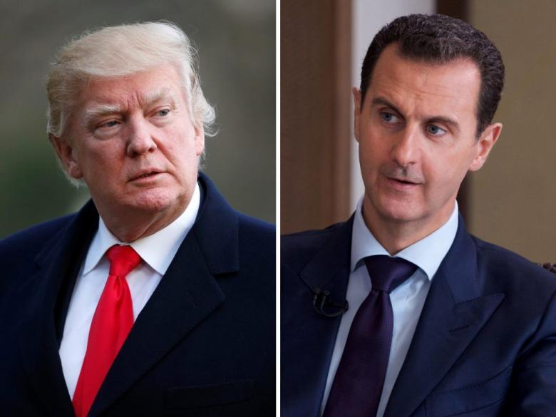 الضربة المرتقبة تثير هلع الأسد وقواته وإيران