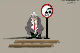 فلسطيني متضايق من حل الدولتين