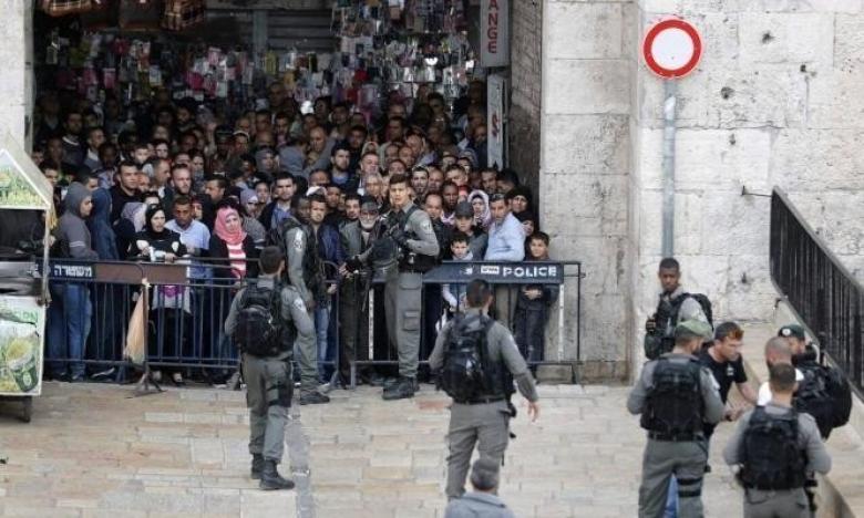 سلاح الاحتلال لتفريغ القدس من الفلسطينيين