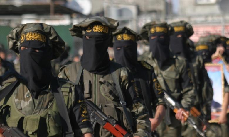 إصابة عناصر من سرايا القدس بحادث عرضي شمال قطاع غزّة