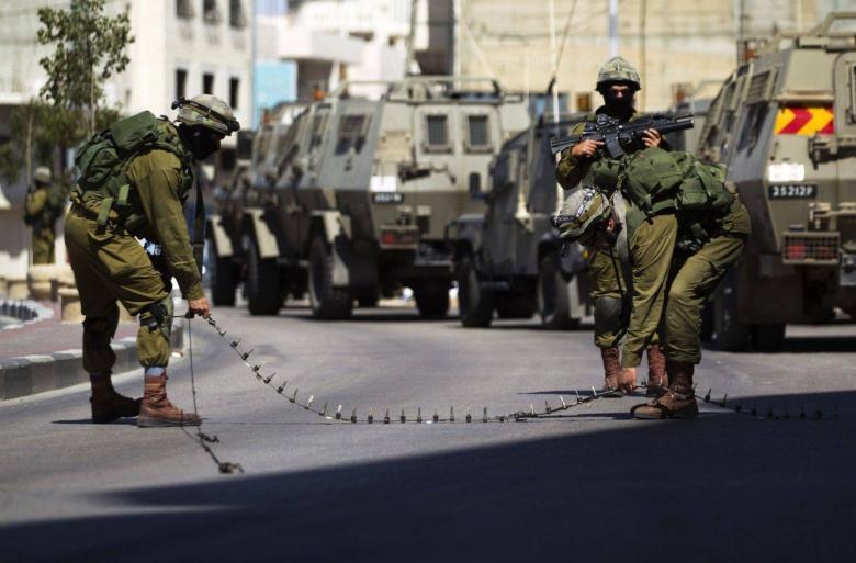 الاحتلال يفرض إغلاقا تاما على الضفة وغزة