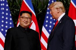 ترامب يكشف أسباب عدم التوصل لاتفاق مع كيم جونغ أون