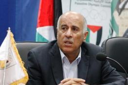 الرجوب: مقعد رئاسة اتحاد الكرة لا يشكل هاجساً