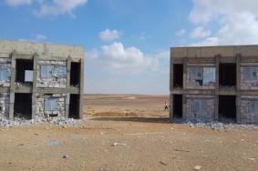 الاحتلال يختبر نظام حماية للمباني السكنية من الصواريخ