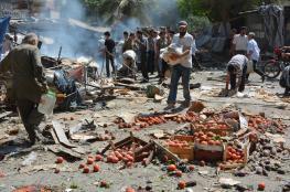 غارات دامية في حمص وحلب ودمشق وإدلب
