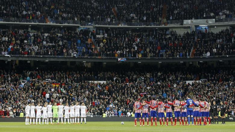 """الاتحاد الإسباني يحدد موعد """"ديربي مدريد"""""""