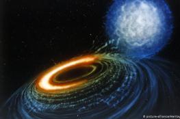 فلكيون يرصدون أجراما نادرة في مركز مجرة درب اللبانة