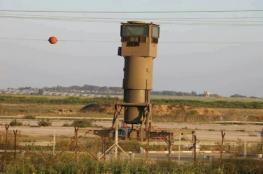 الاحتلال يطلق النار على أراضي المواطنين بخانيونس