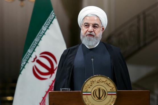 روحاني يكشف عن مستجدات علاقة طهران بالسعودية والإمارات